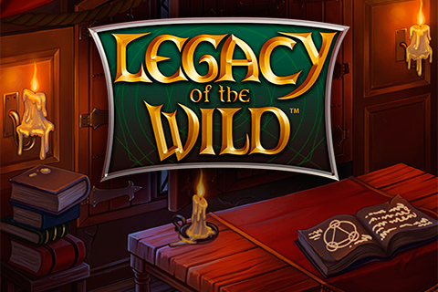 Logo legacy of the wild playtech