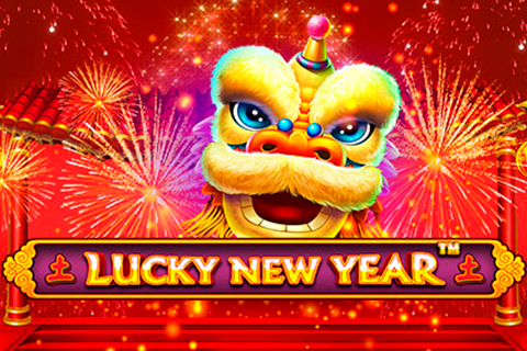 Logo lucky new year pragmatic
