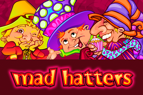 Logo mad hatters microgaming