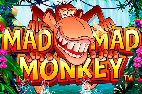 Logo mad mad monkey nextgen gaming