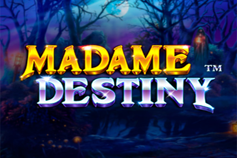 Logo madame destiny pragmatic