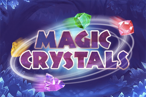 Logo magic crystals pragmatic