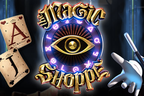 Logo magic shoppe betsoft
