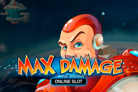 Logo max damage microgaming