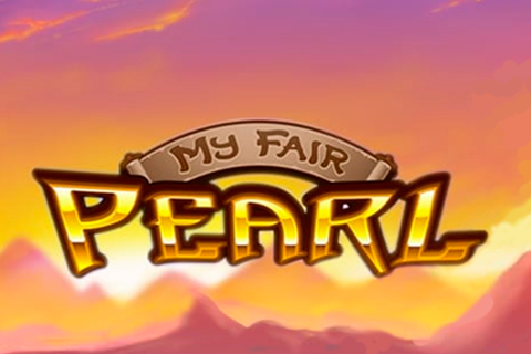 Logo my fair pearl playtech