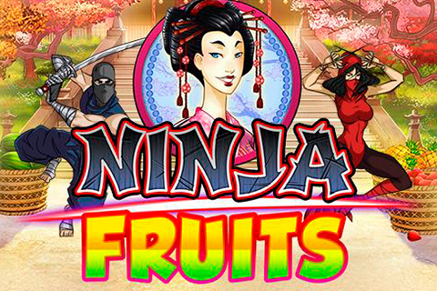 Logo ninja fruits playn go