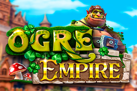 Logo ogre empire betsoft