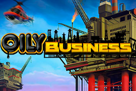 Logo oily business playn go