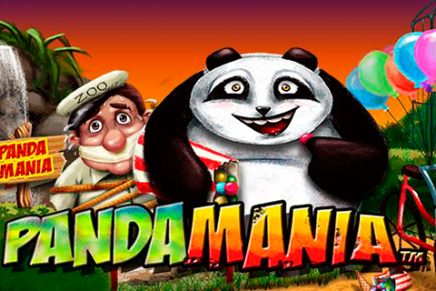 Logo pandamania nextgen gaming