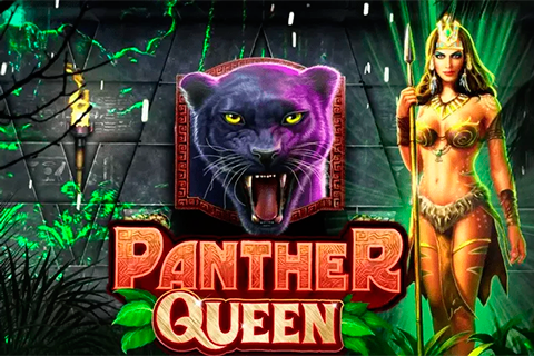 Logo panther queen pragmatic
