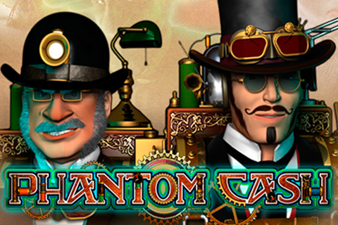 Logo phantom cash microgaming