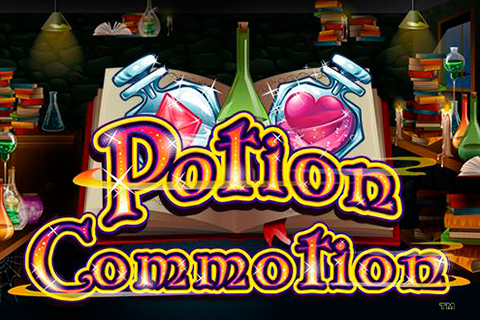 Logo potion commotion nextgen gaming