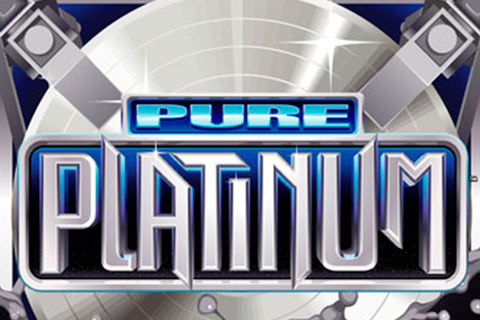 Logo pure platinum microgaming
