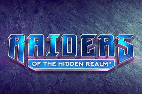 Logo raiders of the hidden realm playtech