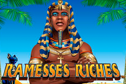 Logo ramesses riches nextgen gaming