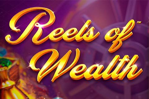 Logo reels of wealth betsoft