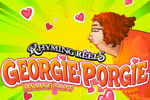 Logo rhyming reels georgie porgie microgaming