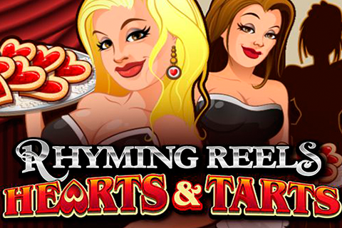 Logo rhyming reels hearts and tarts microgaming