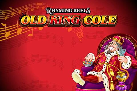 Logo rhyming reels old king cole microgaming
