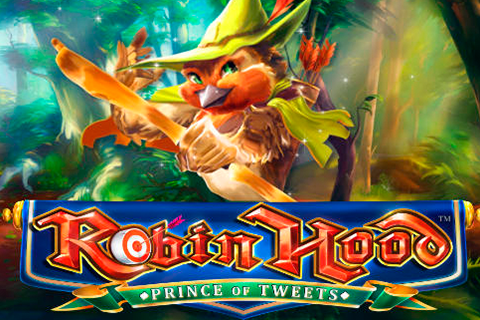 Logo robin hood prince of tweets nextgen gaming