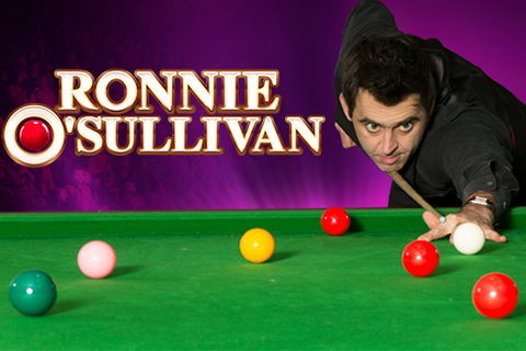 Logo ronnie osullivan sporting legends playtech