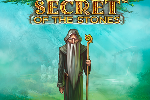 Logo secret of the stones netent