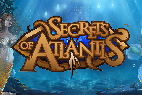 Logo secrets of atlantis netent