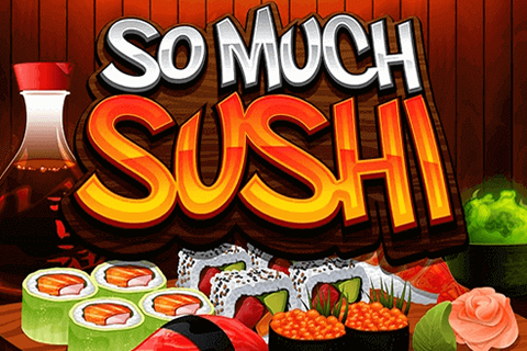 Logo so much sushi microgaming