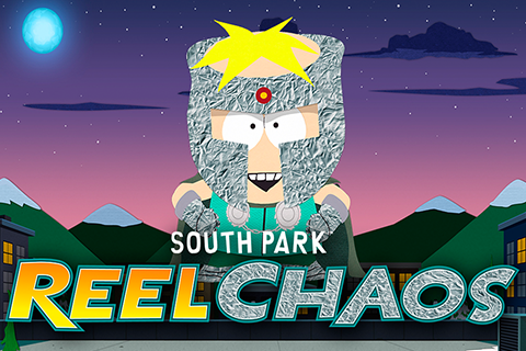 Logo south park reel chaos netent