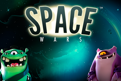 Logo space wars netent