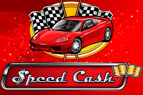 Logo speed cash playn go