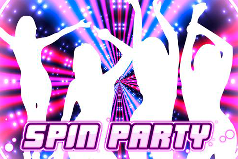 Logo spin party playn go