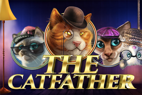 Logo the catfather pragmatic