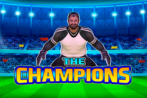 Logo the champions pragmatic