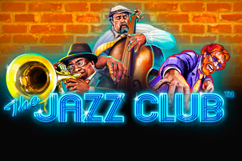 Logo the jazz club playtech