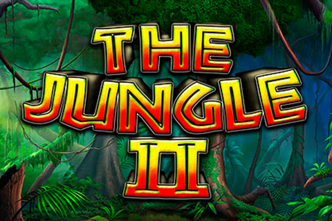 Logo the jungle ii microgaming