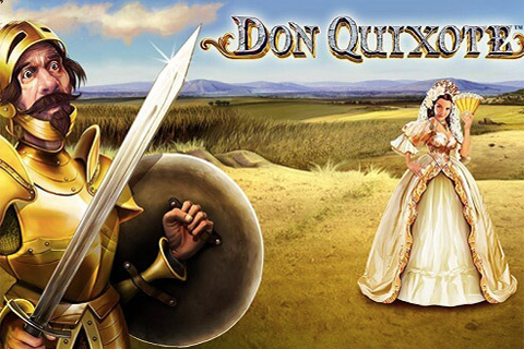 Logo the riches of don quixote playtech