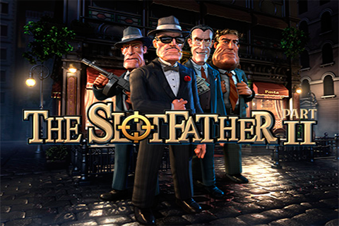 Logo the slotfather ii betsoft