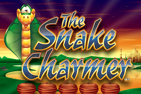 Logo the snake charmer nextgen gaming