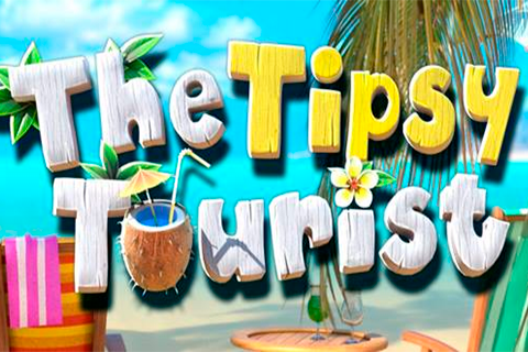 Logo the tipsy tourist betsoft