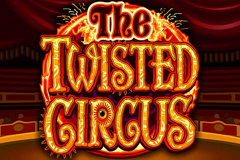 Logo the twisted circus microgaming