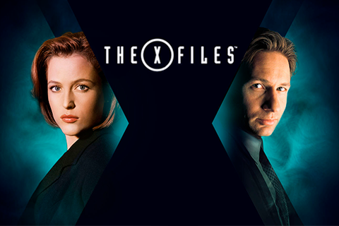 Logo the xfiles playtech