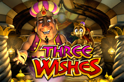 Logo three wishes betsoft