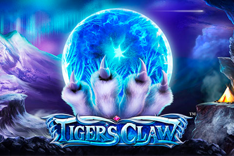 Logo tigers claw betsoft