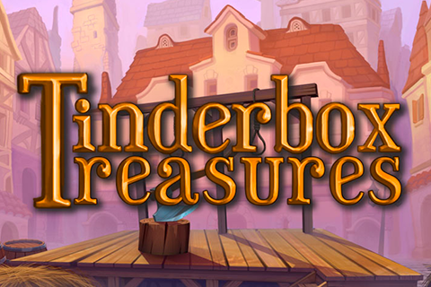 Logo tinderbox treasures playtech