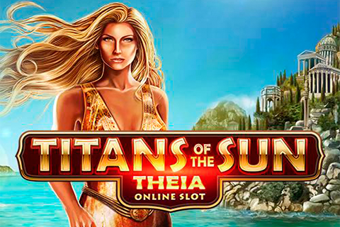 Logo titans of the sun theia microgaming