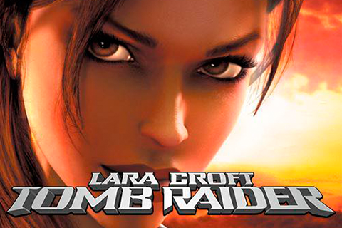 Logo tomb raider ii microgaming