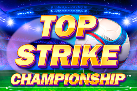 Logo top strike championship nextgen gaming