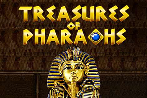 Logo treasures of the pharaohs pragmatic