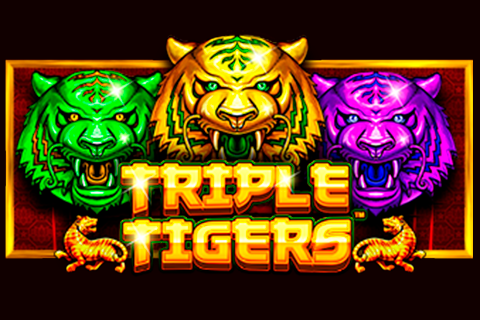 Logo triple tigers pragmatic
